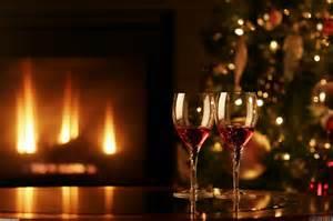 fireplace christmass